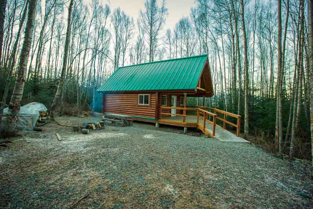 Bore Tide Cabin Alaskan Family Adventures