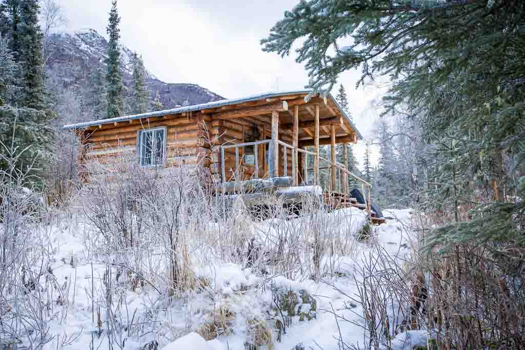 Eagle River Public Use Cabin