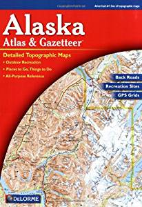 Alaska Atlas and Gazeeter