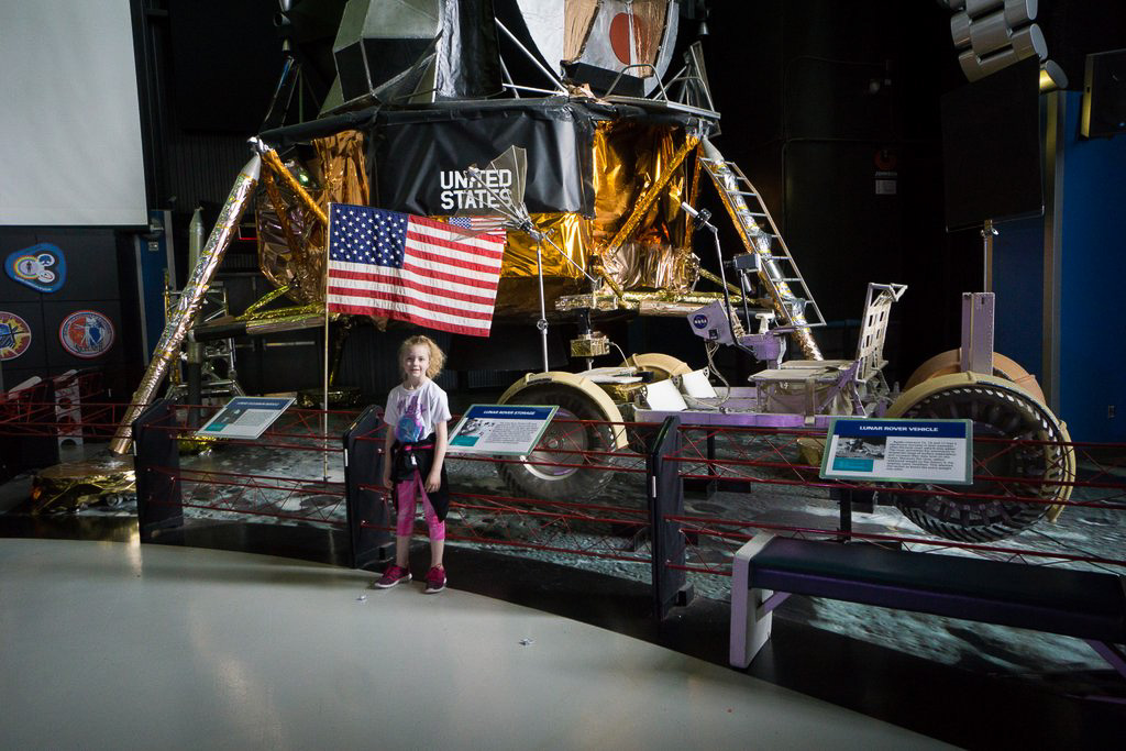 Moon Lander - US Space and Rocket Center